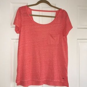 NWOT American eagle outfitters coral tee M